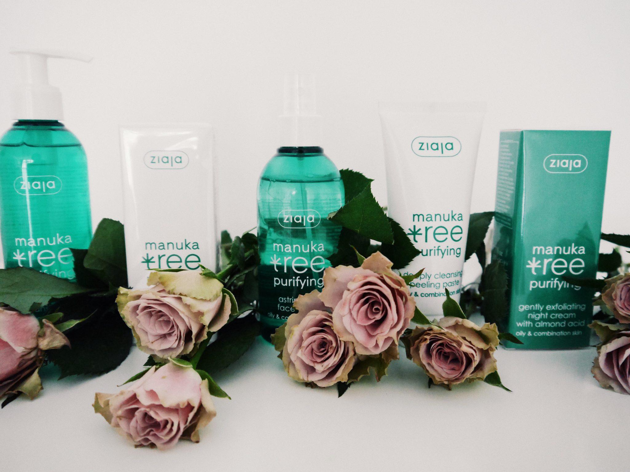 Beauty-Tipp: Die Pflegeserie Manuka Tree