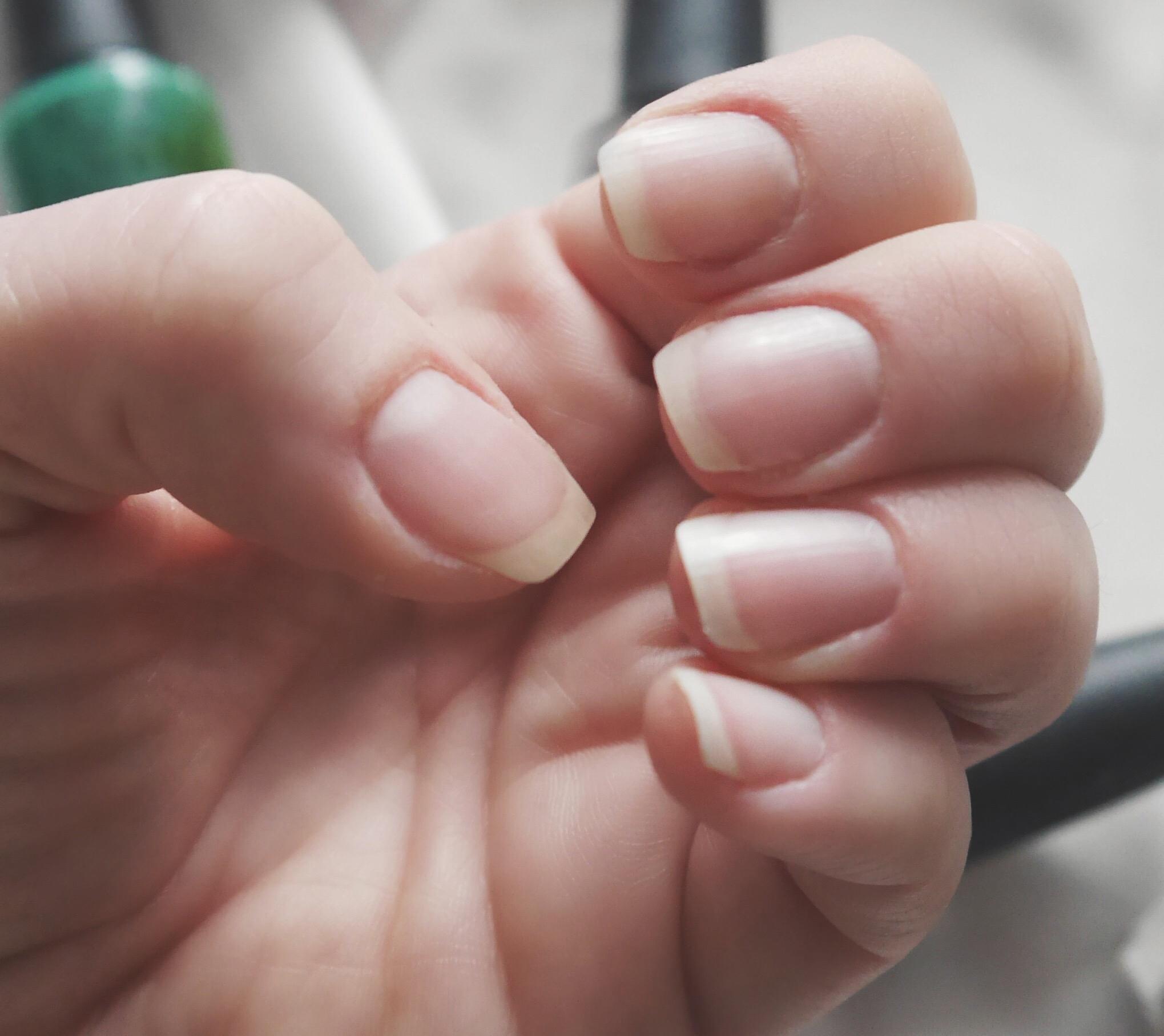Meine *Pflegetipps* für *gesunde* und *schöne Fingernägel ...