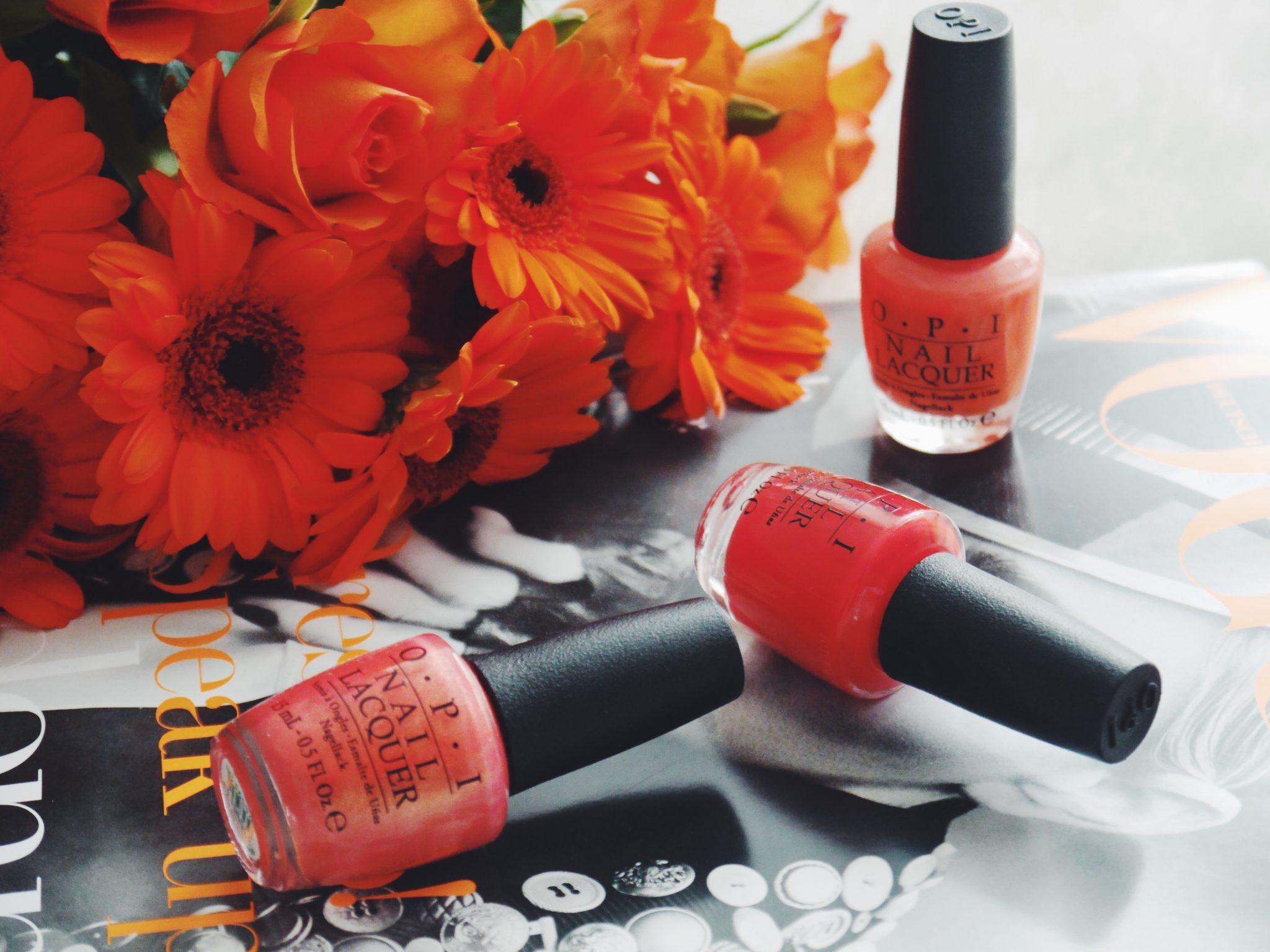 Electric *Orange* - Die Nagellack *Trendfarbe* 2017 | Pineapples and ...