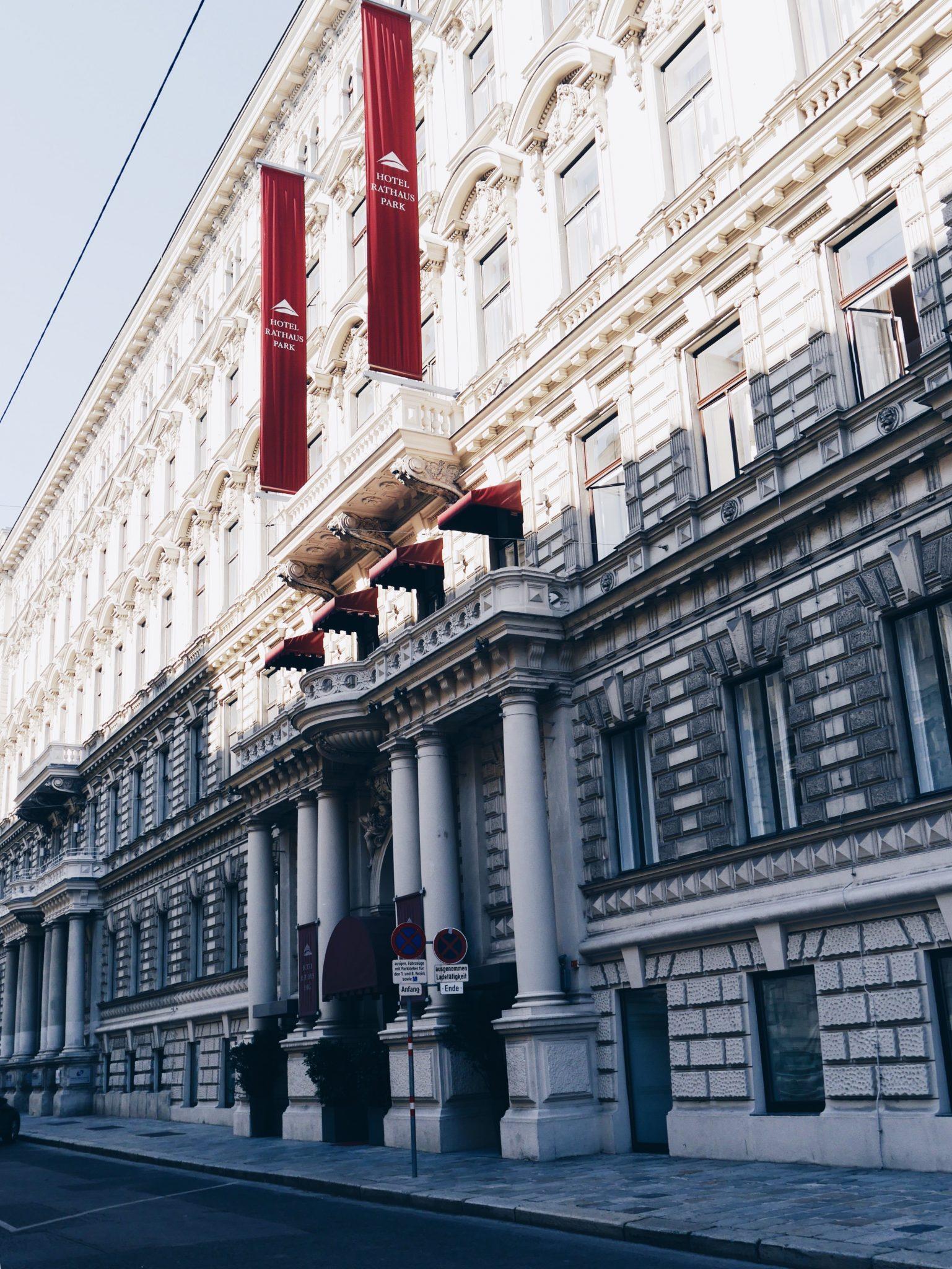 Hotelreview – Austria Trend Hotel Wien Rathauspark [Werbung]