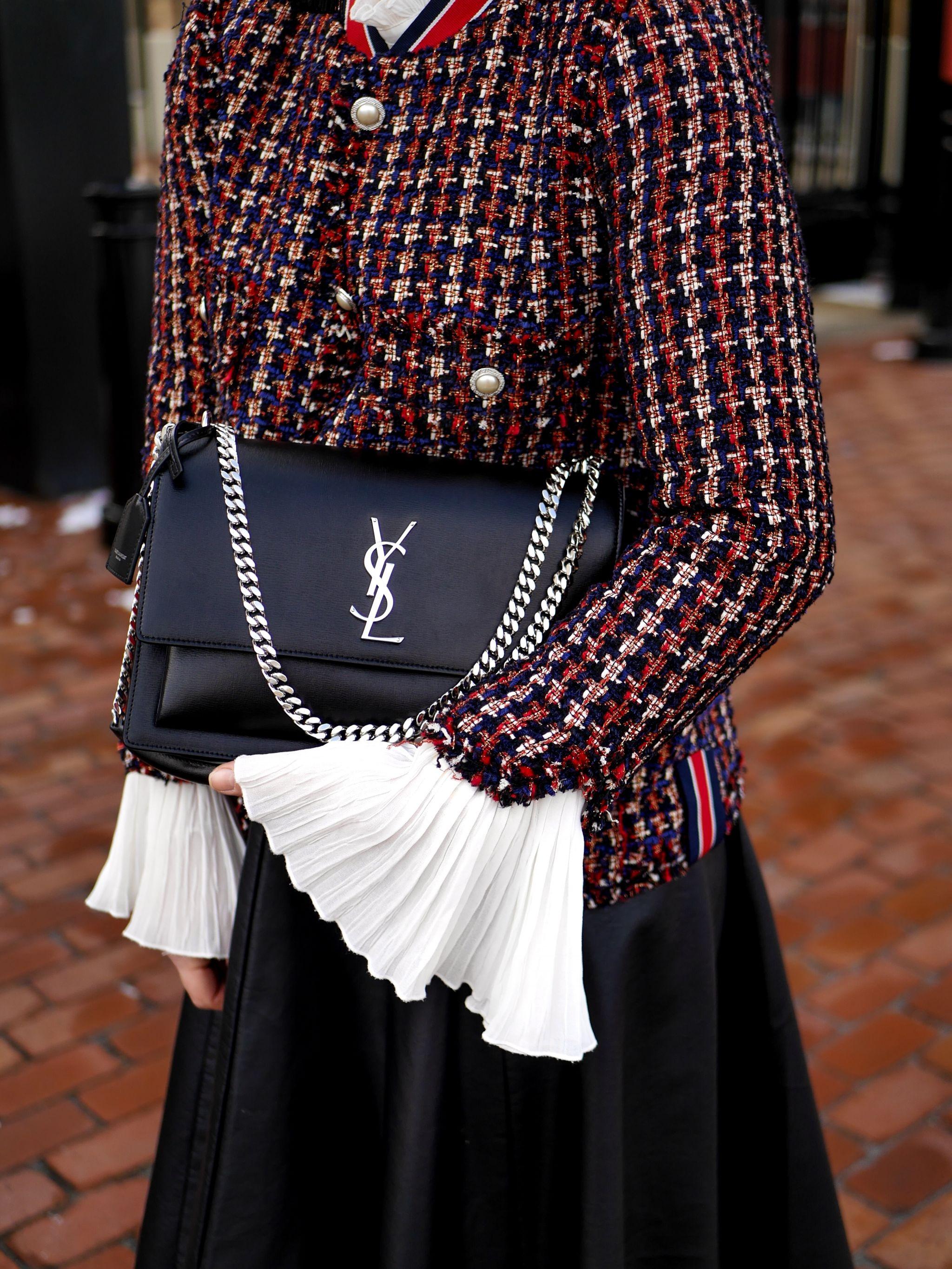 Trendreport – Tweed Jacket, das neue Must-have im Frühling