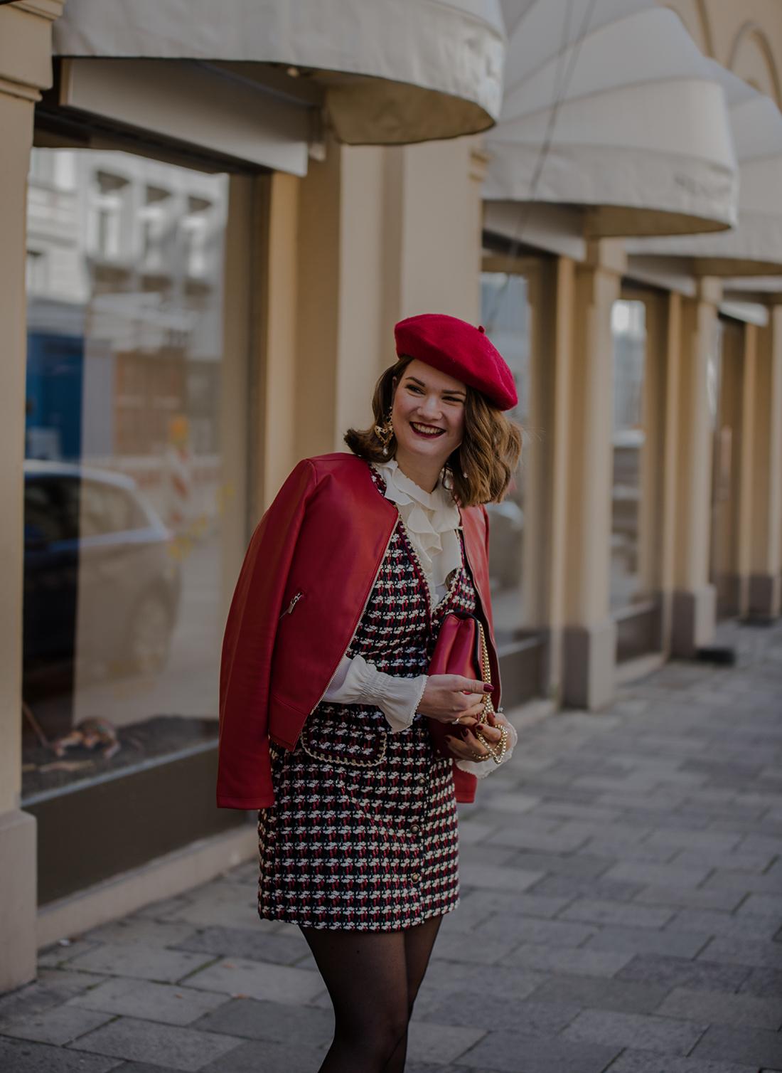 How to be Parisienne – Warum wir um einen Einteiler aus Tweed nicht herum kommen